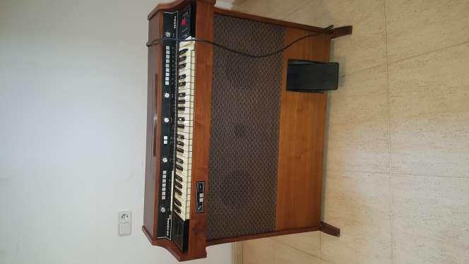 Imagen Piano eléctrico.