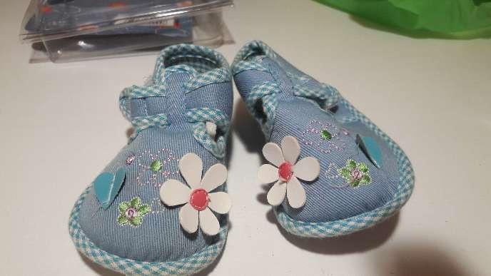 Imagen Sandalias azules