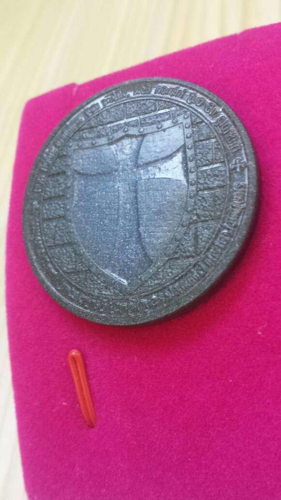 Imagen producto Moneda templaria meteorito  2