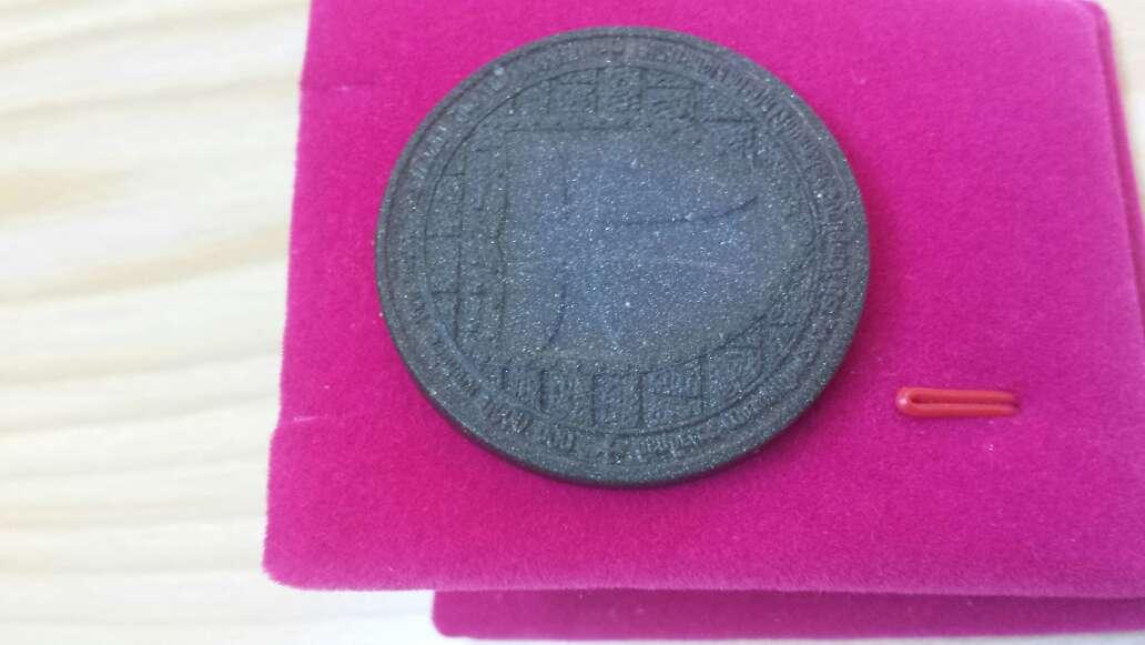 Imagen producto Moneda templaria meteorito  3