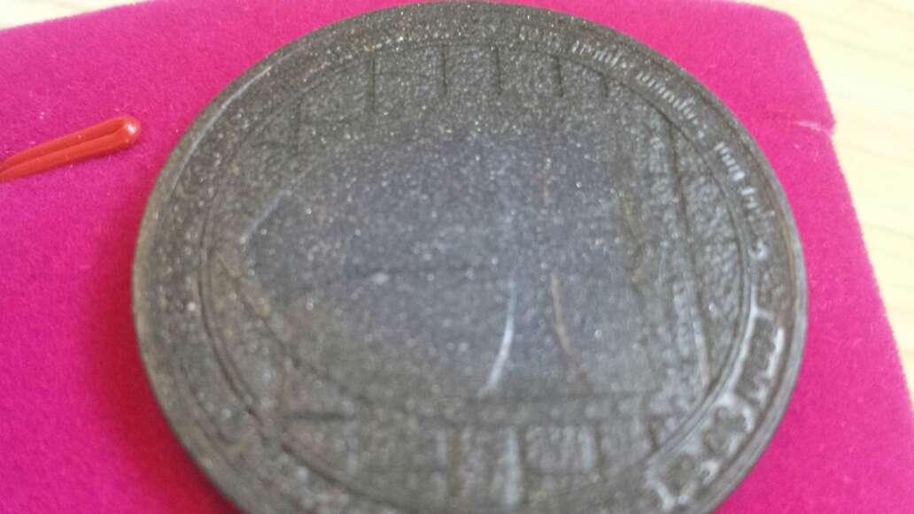 Imagen producto Moneda templaria meteorito  6