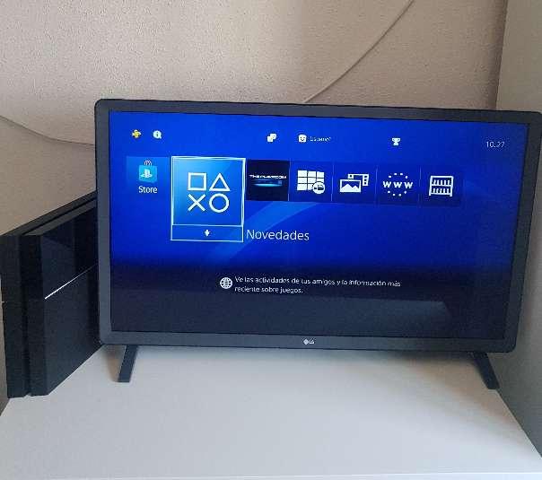 Imagen PS4 500GB + Mando original