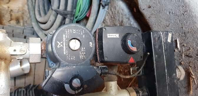 Imagen bombas de calefacción
