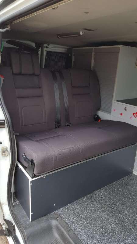 Imagen producto Renault trafic camper auto vivienda 6