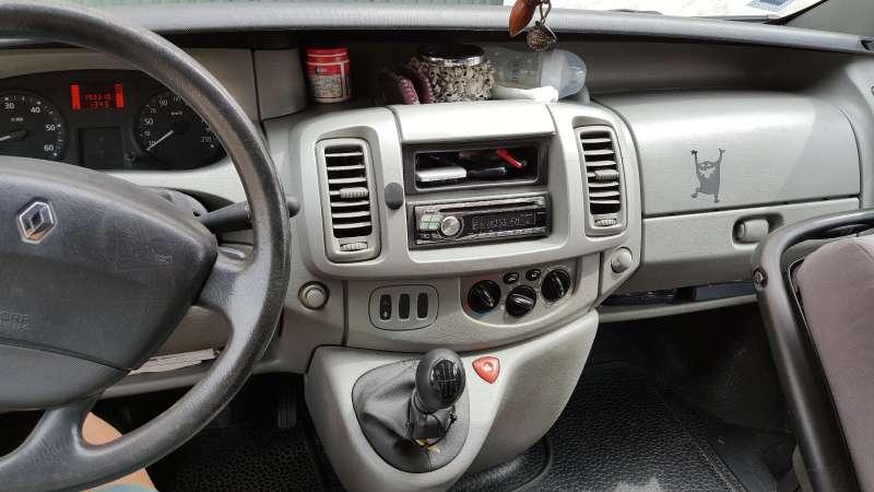 Imagen producto Renault trafic camper auto vivienda 2