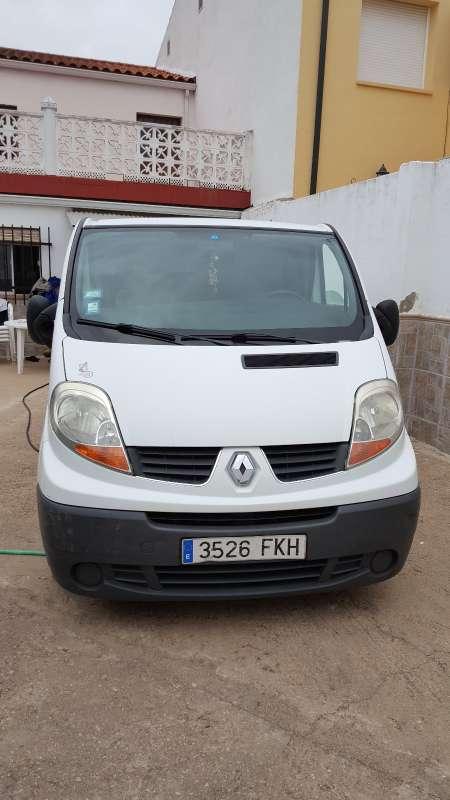 Imagen producto Renault trafic camper auto vivienda 1