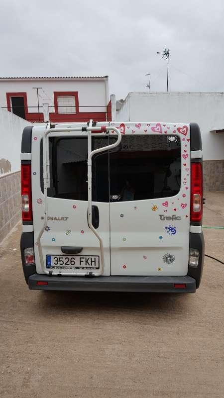 Imagen producto Renault trafic camper auto vivienda 4