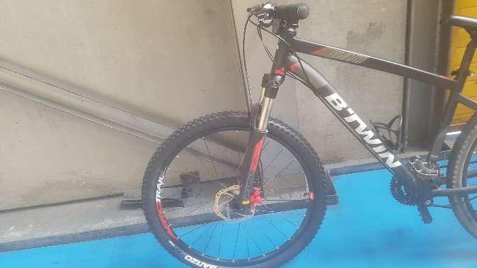 Imagen bicicleta btt Btwin 540