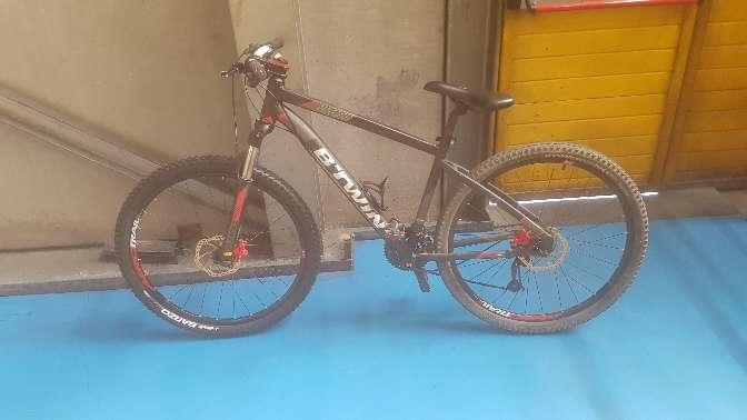 Imagen producto Bicicleta btt Btwin 540 2