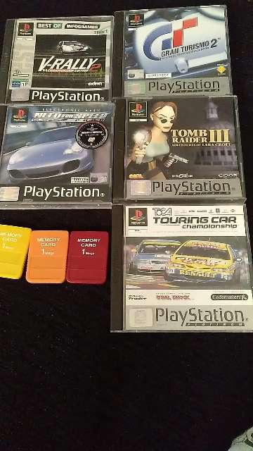 Imagen juegos Playstation