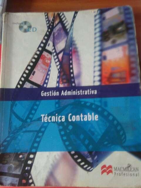 Imagen gestion administrativa Tecnica contable