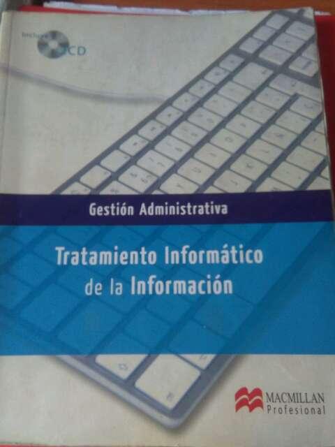 Imagen gestion administrativa Tratamiento.informatico de la informacion