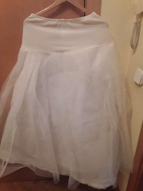 Imagen Can can de novia en talla 46-48