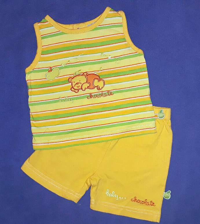 Imagen producto Chocolate, 0-3m.  1