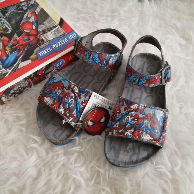 Imagen Sandalias nuevas Spiderman