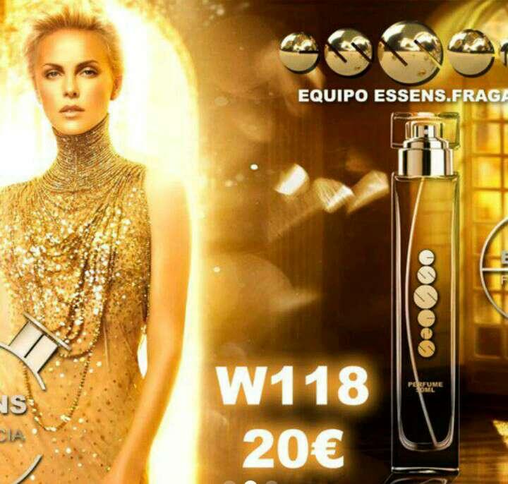 Imagen Perfumes Esssenss