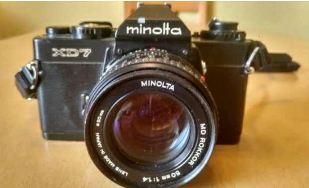 Imagen producto Reflex Minolta xd7 5