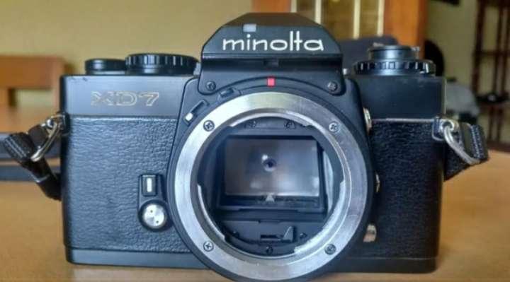 Imagen producto Reflex Minolta xd7 2