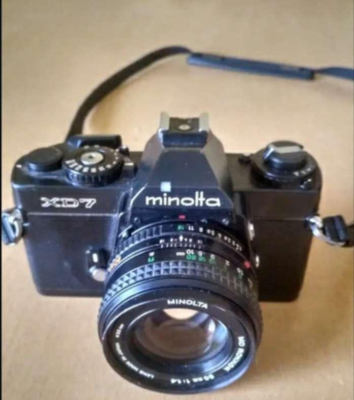 Imagen producto Reflex Minolta xd7 6