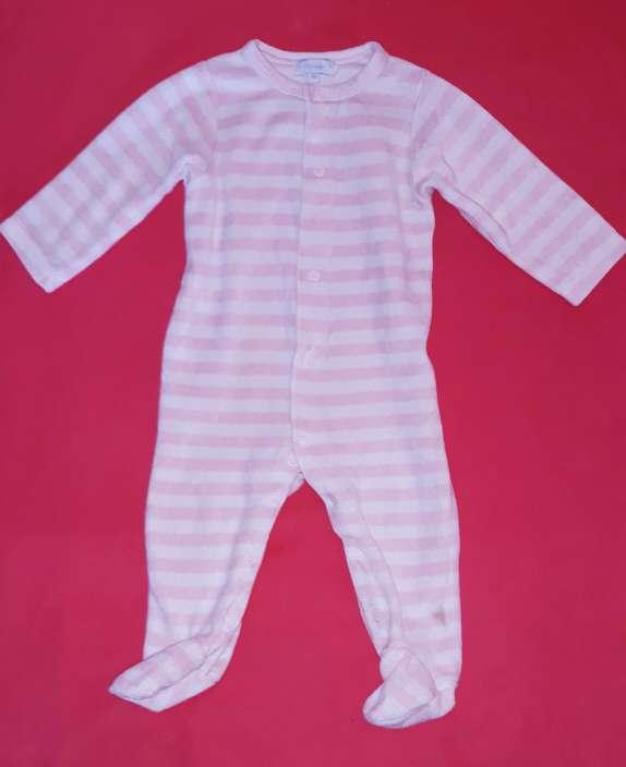 Imagen producto Pijama aterciopelado, 6m.  1