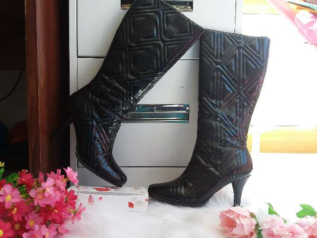 Imagen bonitas botas negras