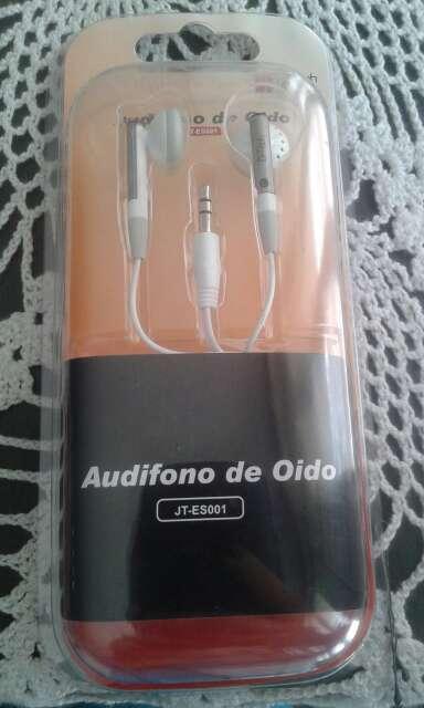 Imagen audifonos  nuevos