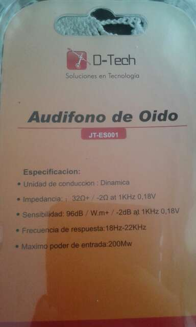 Imagen producto Audifonos  nuevos 4