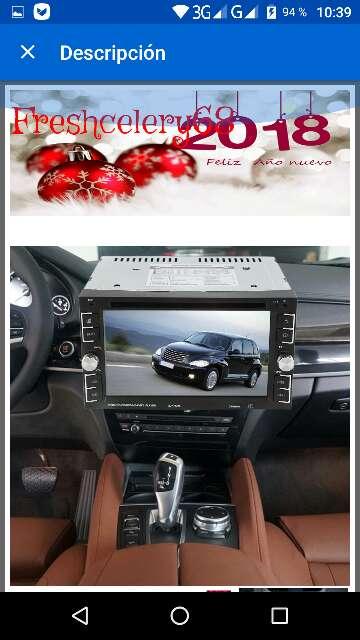 Imagen producto DVD coche 2 DIN 1