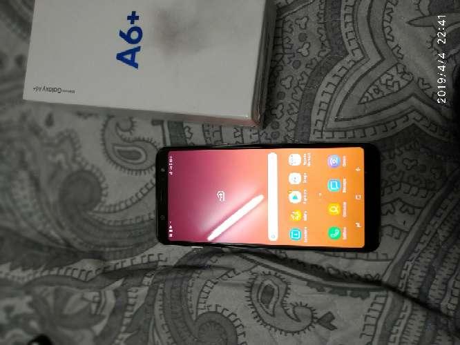 Imagen Samsung A6+