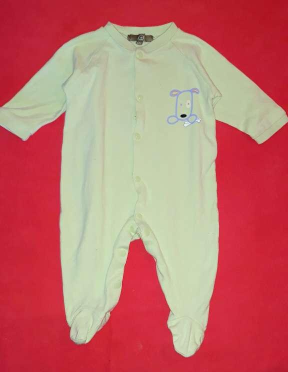 Imagen Pijama verde, 6m.