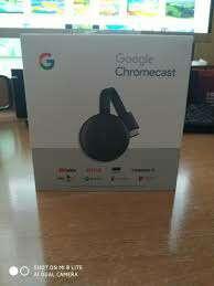 Imagen producto Chromecast 3 A ESTRENAR 1
