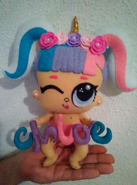 Imagen Lol baby unicornio Personalizada