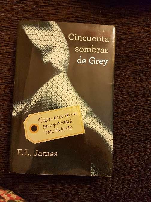 Imagen Libro 50 Sombras de Grey