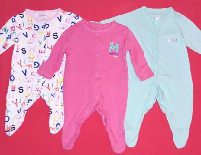 Imagen 3 Pijamas bebé, 0-1m.