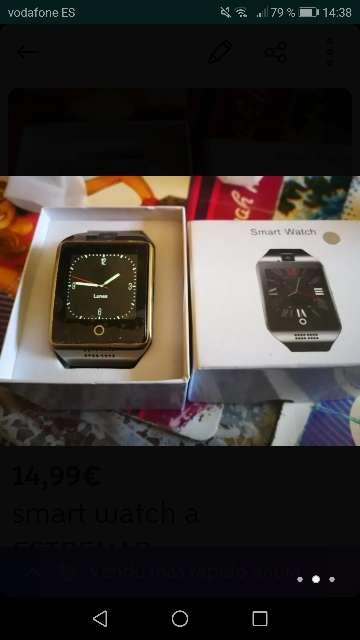 Imagen producto Reloj inteligente smart watch  2