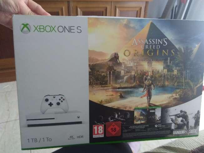 Imagen Xbox One S 1Tb