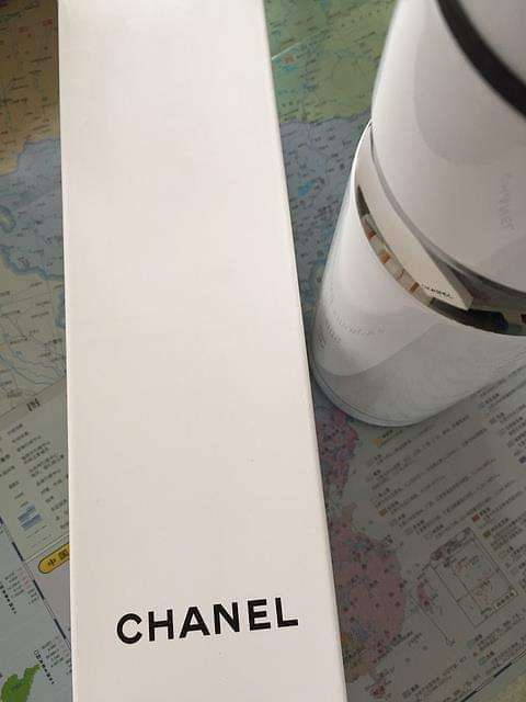 Imagen producto Termo Chanel nuevo a estrenar para bebidas frias y calientes, hielo, sopas, café, purés, termos infantiles, leche, alimentos. 2