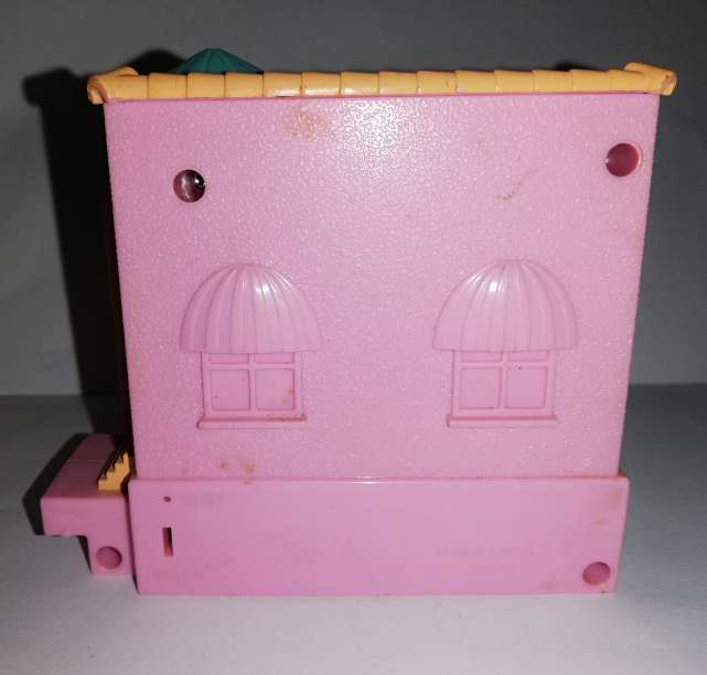Imagen producto Casa pixel chix mattel rosa con piscina 4