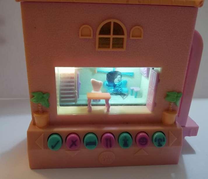 Imagen producto Casa pixel chix mattel rosa con piscina 2