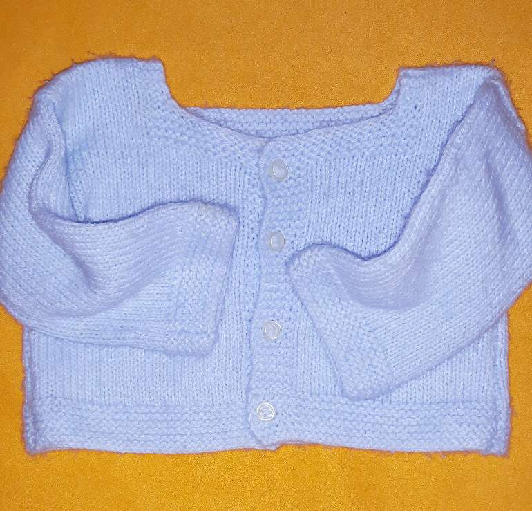 Imagen Rebeca bebé, 0-3m.
