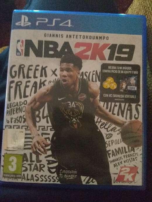 Imagen Juego NBA2K19