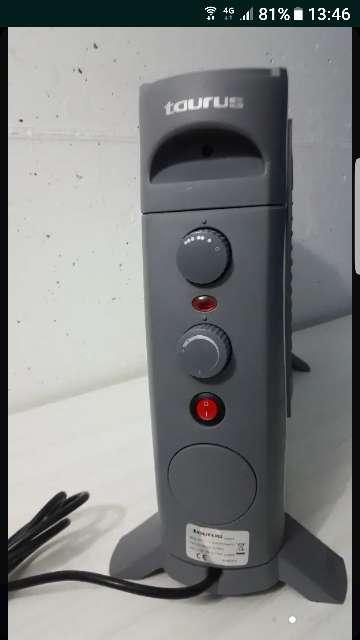 Imagen producto Calefactor taurus 2000 2