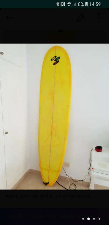 Imagen producto Tabla de surf 7.2 2