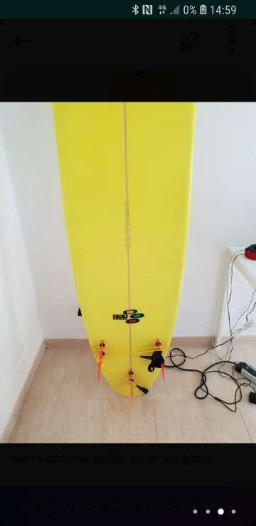 Imagen Tabla de surf 7.2