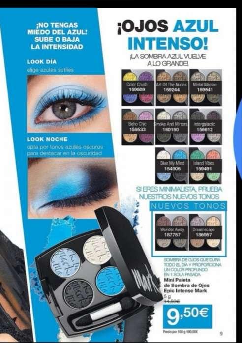 Imagen Mini paleta de Sombra de ojos