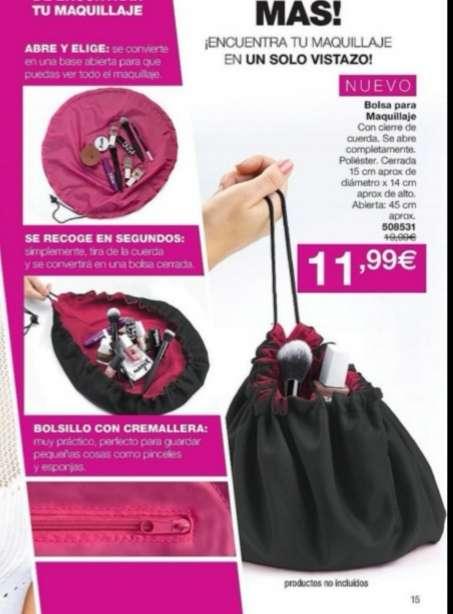 Imagen Bolsa para maquillaje