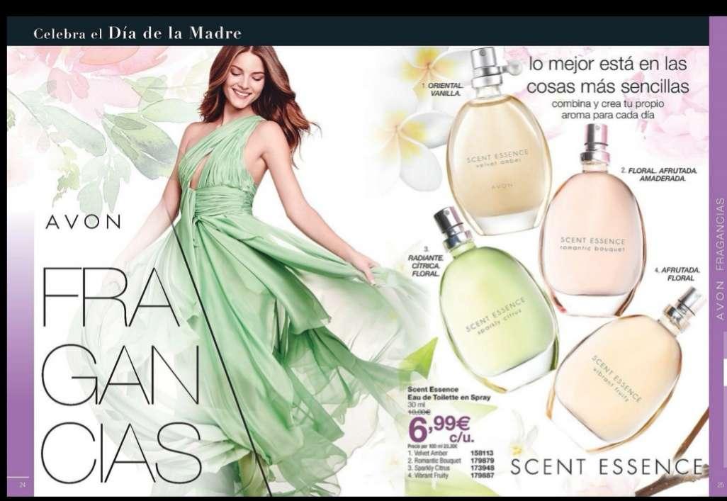 Imagen Perfume scent