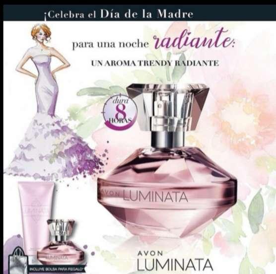 Imagen Perfume avon luminata