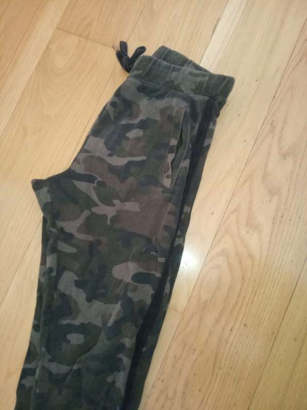 Imagen pantalon de camuflaje