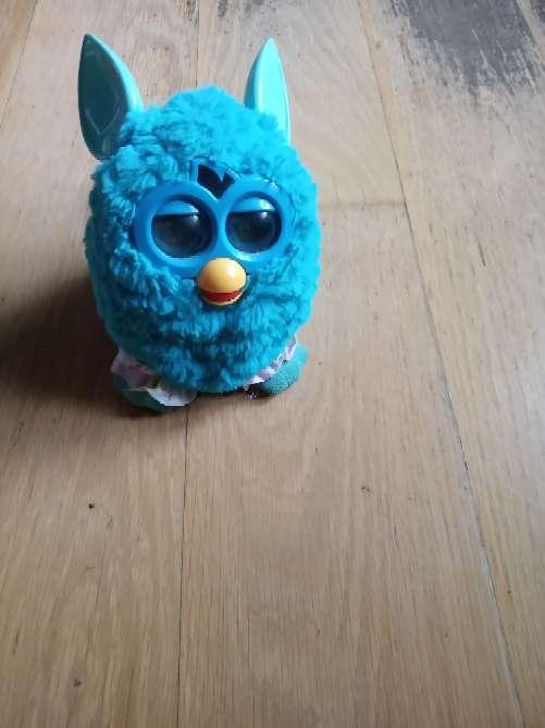 Imagen producto Furby azul 2